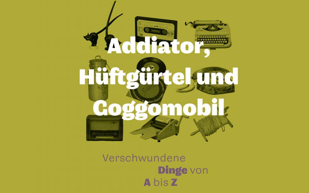 DUS LIVE! @Addiator, Hüftgürtel und Goggomobil