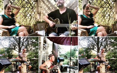 DUS Open Air Rehearsal – Acoustic Set!