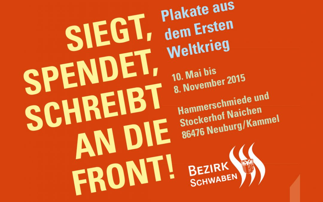 DUS LIVE! @Siegt, spendet, schreibt an die Front!
